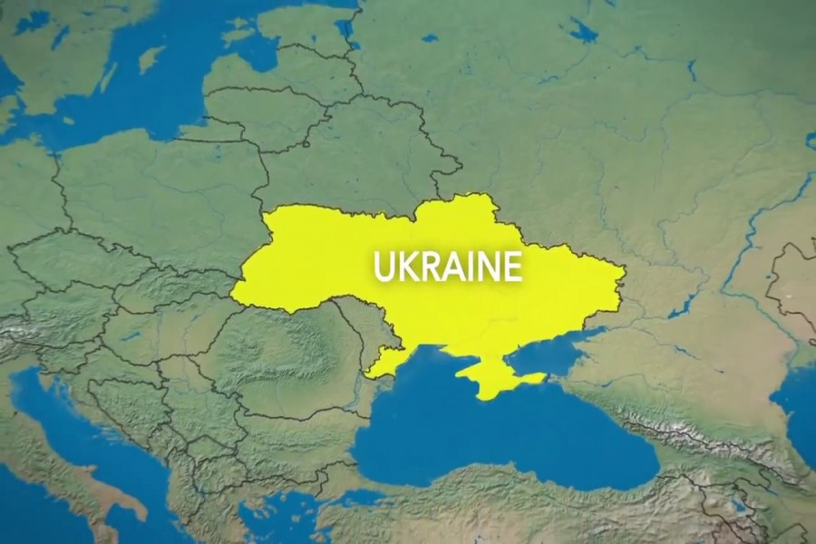 Eight die in Ukraine hotel fire