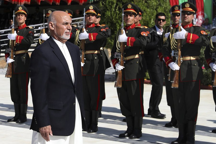 Afghanistan vows to eliminate Islamic State havens