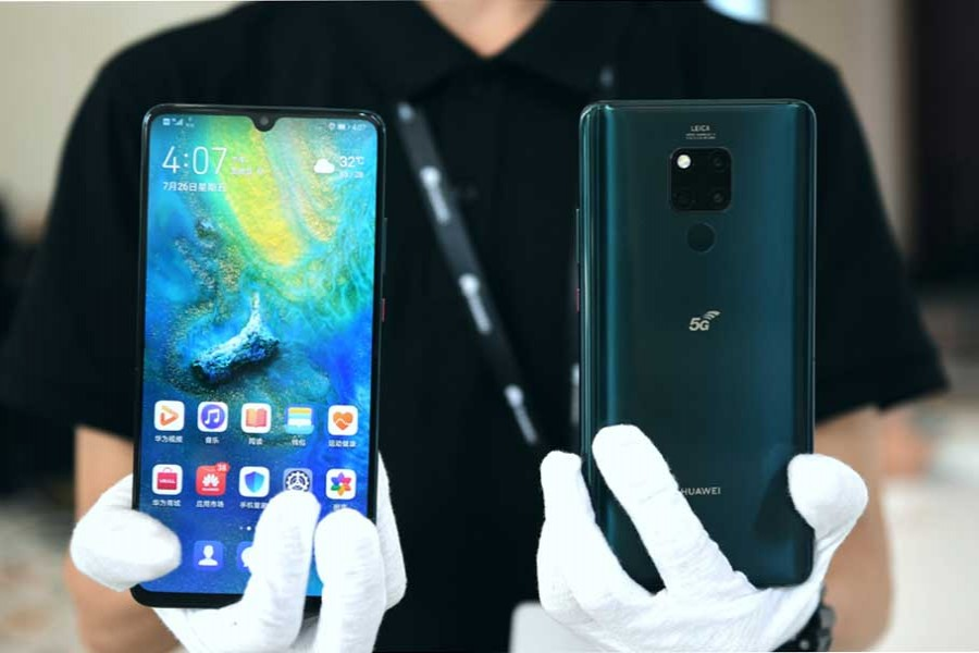 Huawei sits top as China unveils ranking of 500 largest private firms