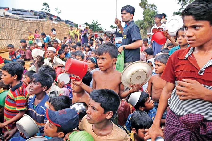 """Rohingya repatriation 'not one-off event"""", requires continuous engagement: UNHCR"""