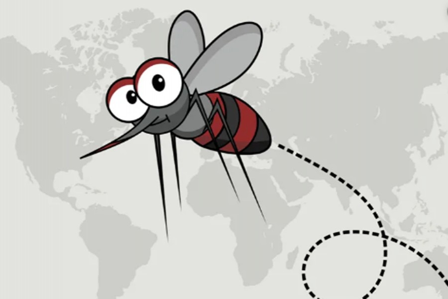 Why was World Mosquito Day not observed?