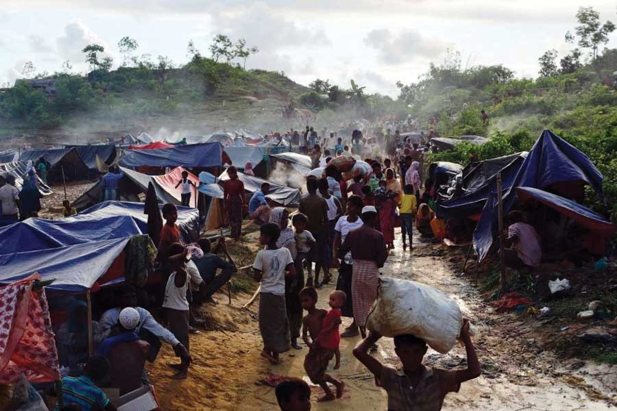 Rohingya refugee repatriation, but where to?