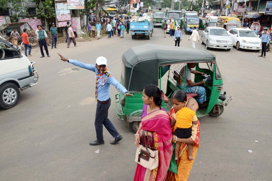Action plan to bring discipline on roads