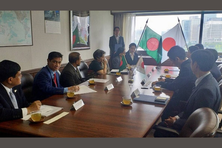 Dhaka, Tokyo sign MoC on skilled workers recruitment