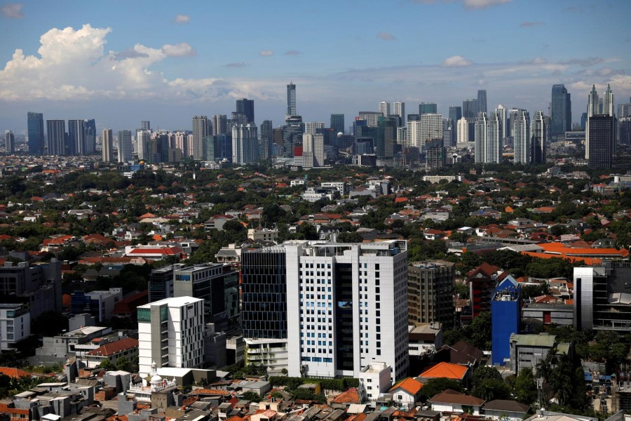 FILE PHOTO: AA general view shows the capital Jakarta, Indonesia, May 2, 2019. REUTERS/Willy Kurniawan/File Photo
