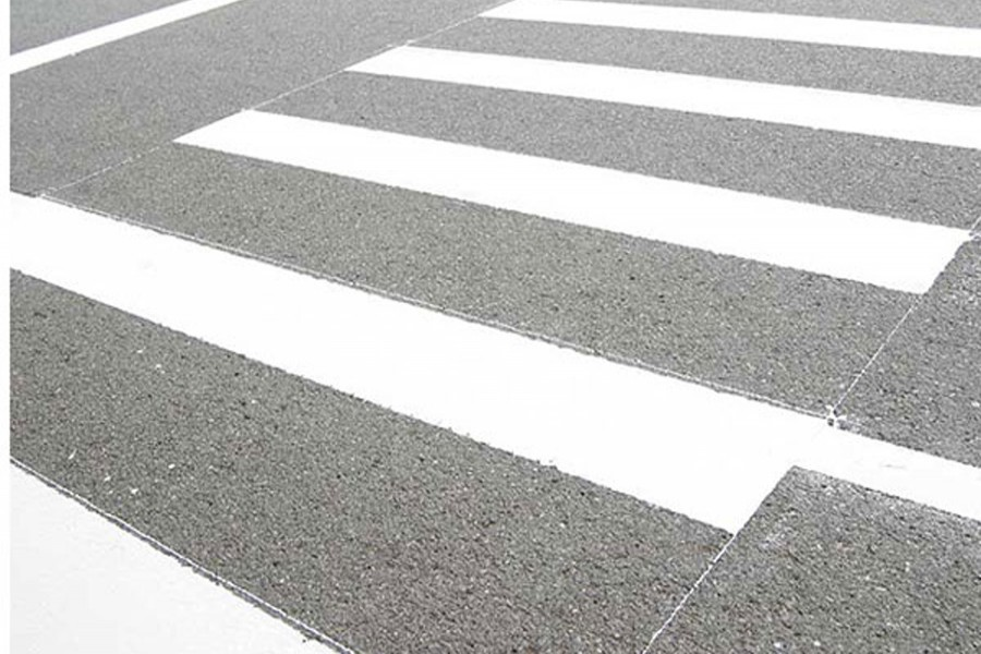 Finding out zebra crossings' utility