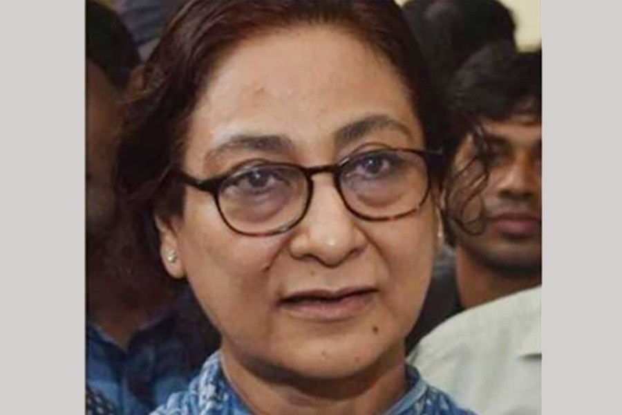 BNP nominates Rita Rahman for Rangpur-3 by-polls