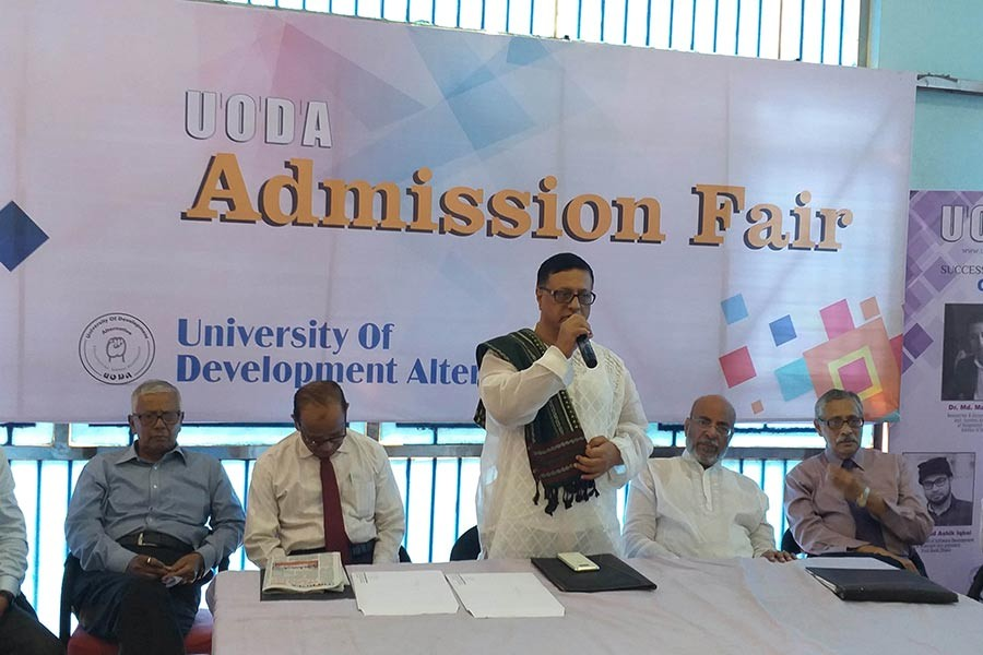UODA announces special scholarship for female students