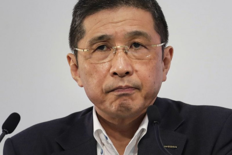 Nissan CEO resigns after admitting he was overpaid