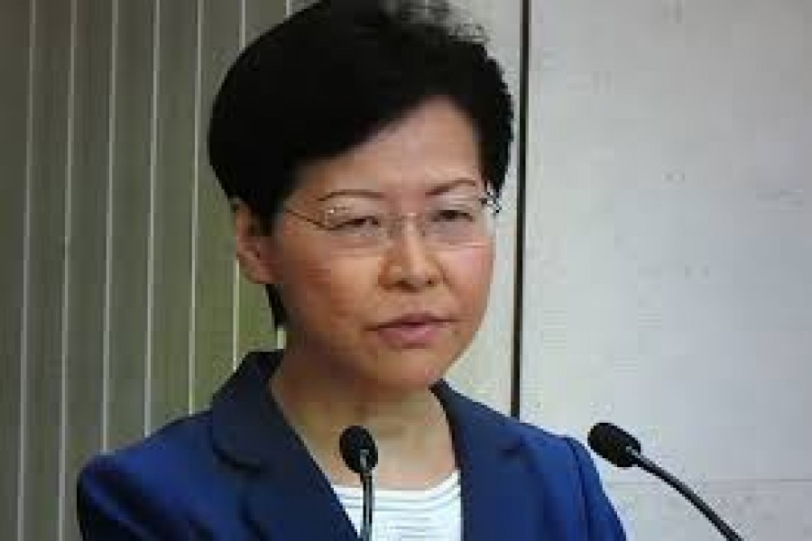 HK leader renews call for talks with protesters