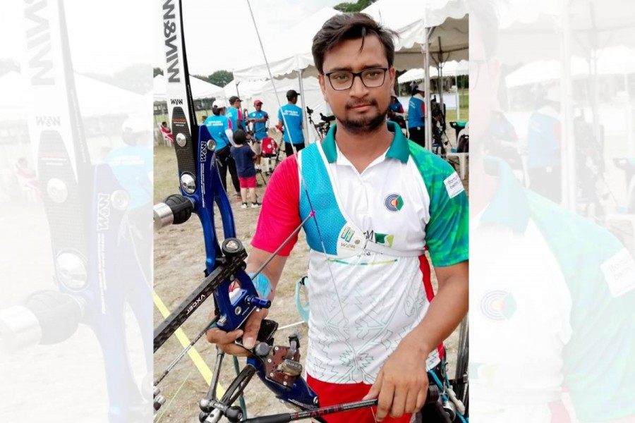 Asia Cup Archery: Shana clinches silver in qualification round