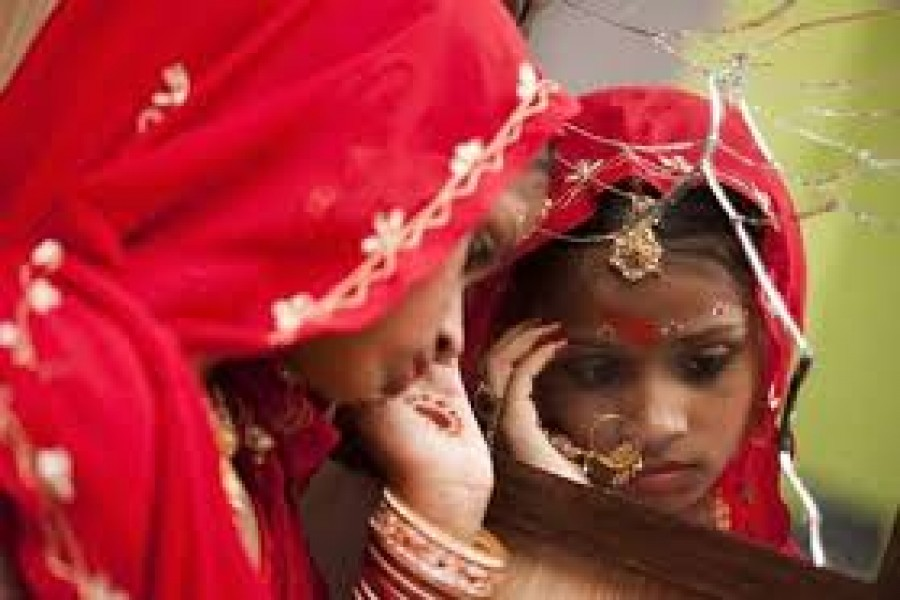 8th grader saved from child marriage