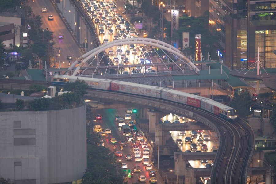 Car free day set for Bangkok to reduce traffic congestion, pollution