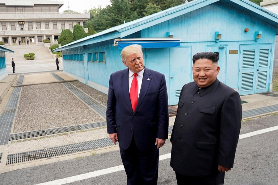 Kim invites Trump to Pyongyang in new letter