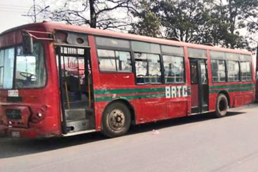 Quader asks BRTC to probe import of faulty Indian buses