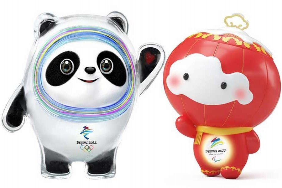 Beijing unveils mascot for 2022 Winter Olympic