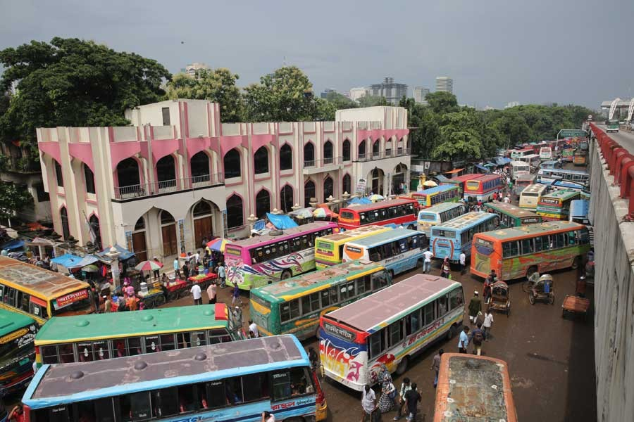 2,439 buses registered in Jan-Aug