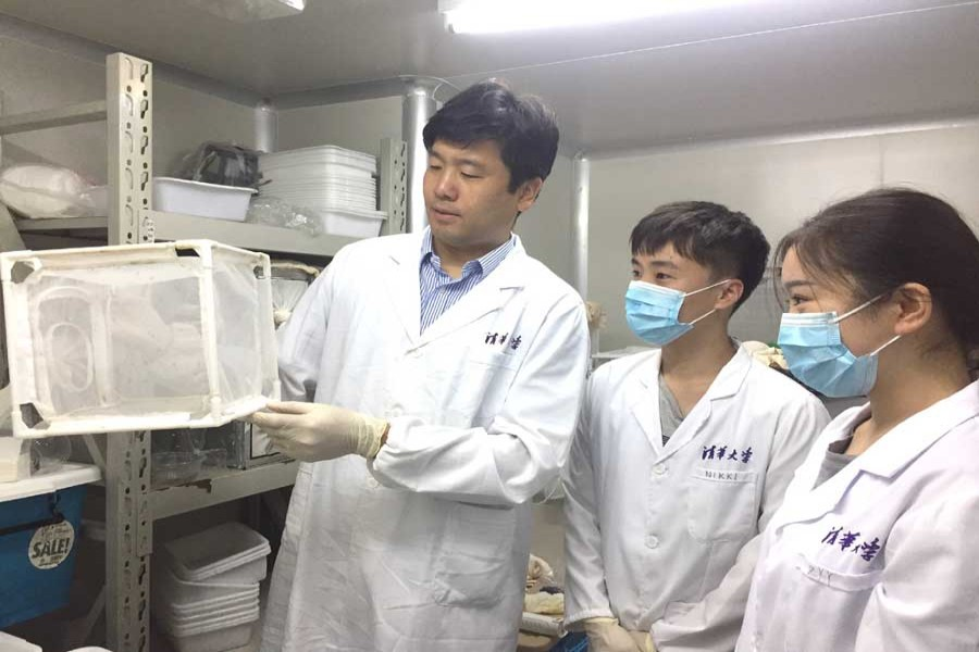 Chinese scientists suggest new control method for dengue virus