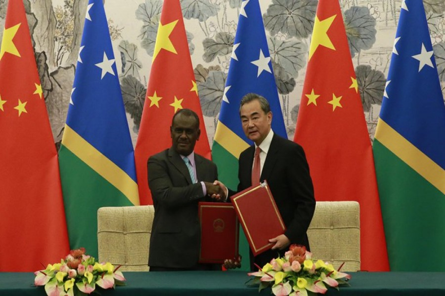 Solomon Islands, China diplomatic ties opening new chapter for Pacific Island country