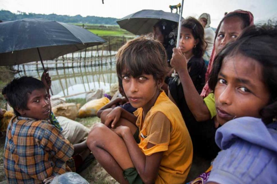 Tk 5.8m Japanese grant to construct healthcare centre for Rohingyas