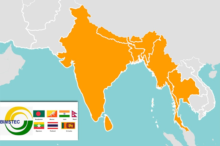 BIMSTEC — as it evolves to transform itself into a platform of regional cooperation