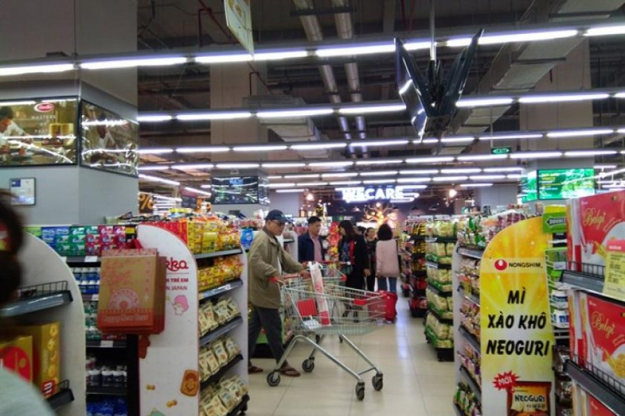 Vietnam's retail sales, service revenues up 11.6 pc in nine months