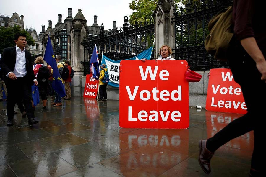 'Brexit deal is essentially impossible ever'