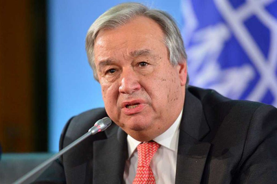UN chief calls for more investment to reduce disaster risk