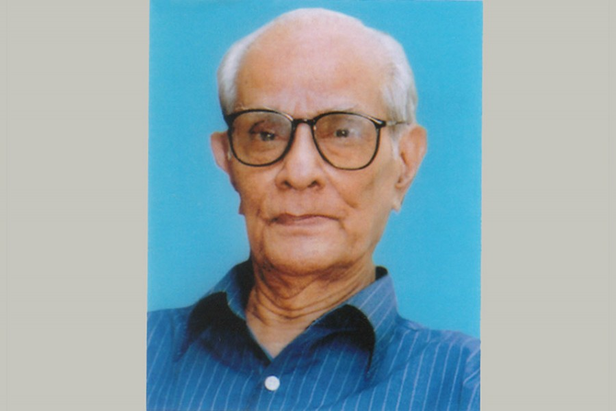 12th death anniv of Obaidul Huq observed