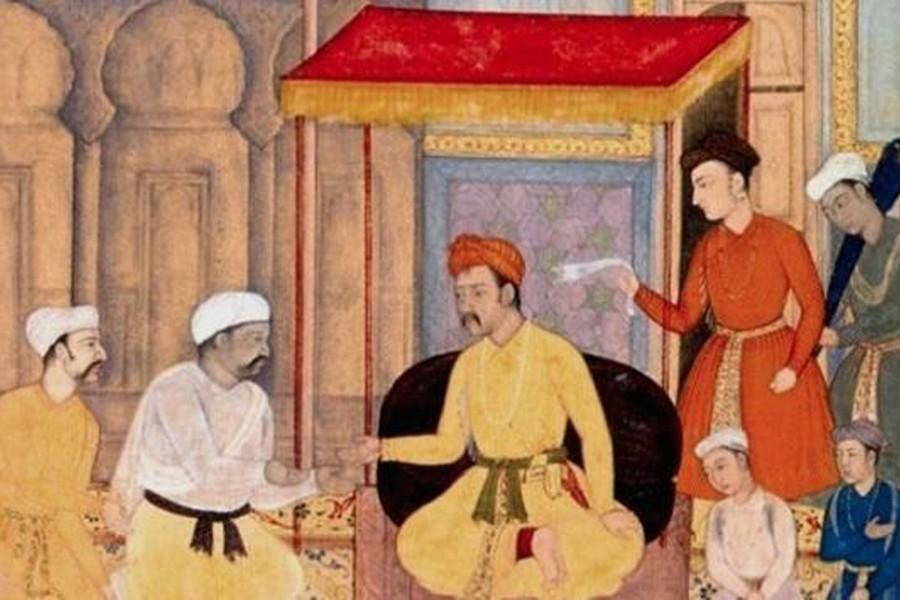 The Mughal Emperor Akbar invented the modern Bengali calendar that is still in use today.