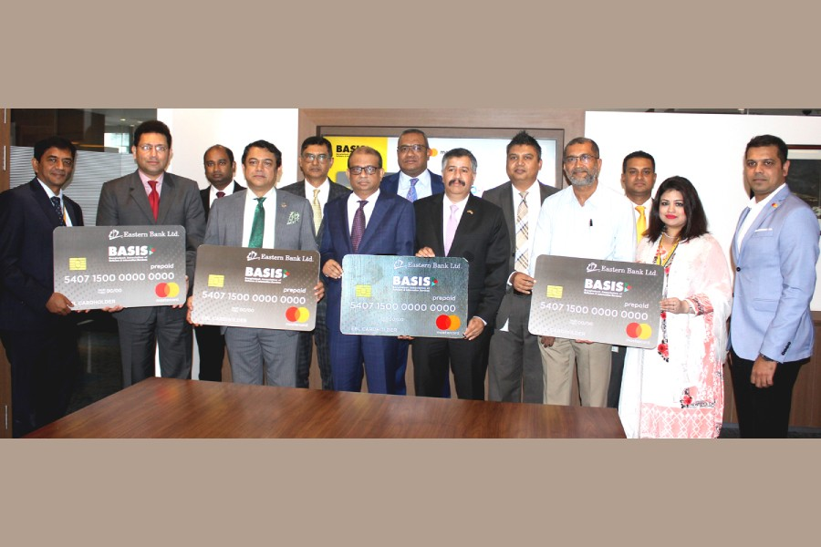 EBL partners with BASIS to launch co-branded USD card