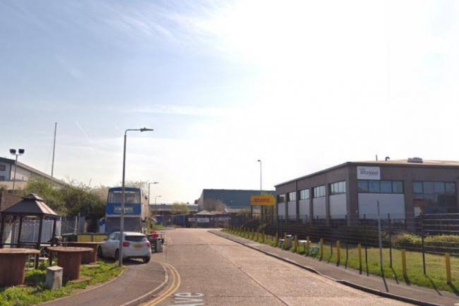Waterglade Industrial Park in Eastern Avenue - Collected