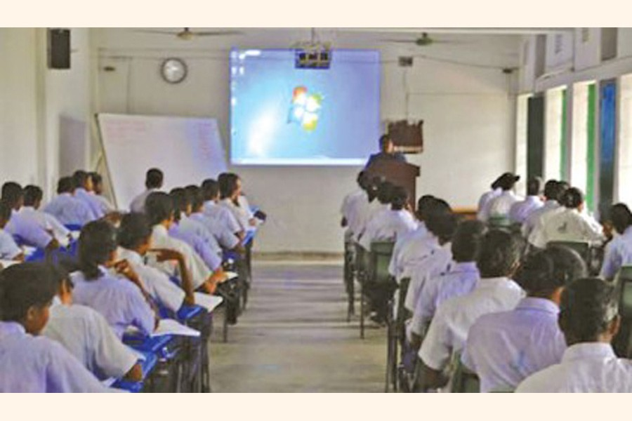 Smart teaching with  interactive whiteboard