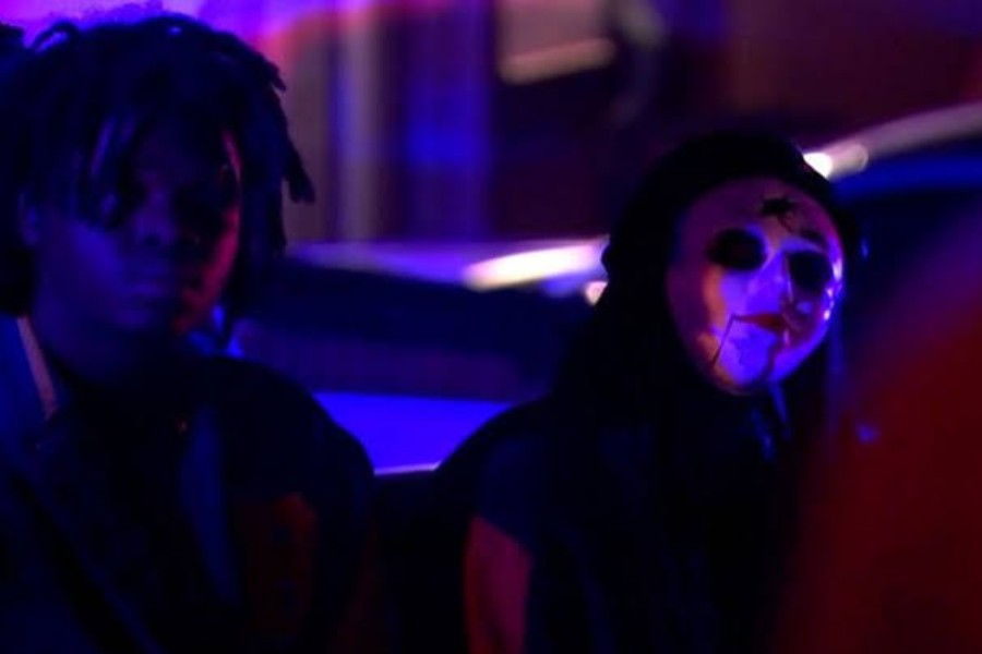 The house was reportedly booked under a pretence for a small group, before being publicised on Instagram as the venue for a Halloween party which eventually drew a crowd of more than 100 people - Collected