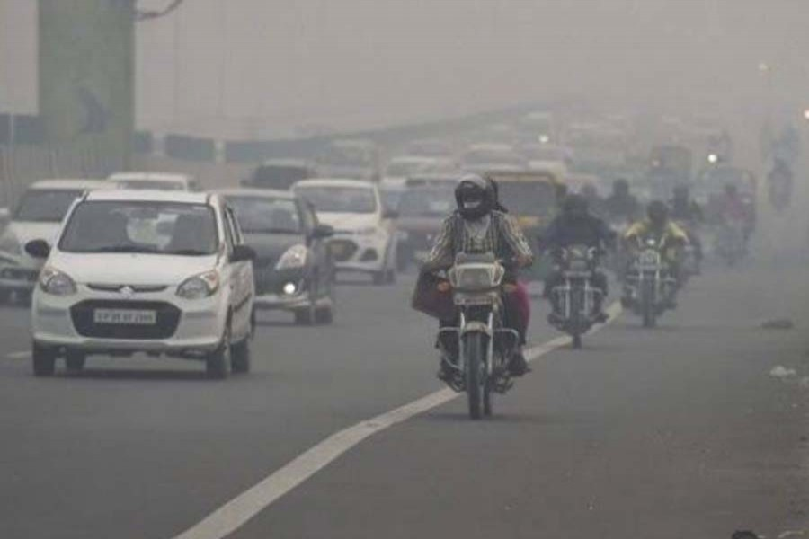 Air quality index: Visibility improves in Delhi