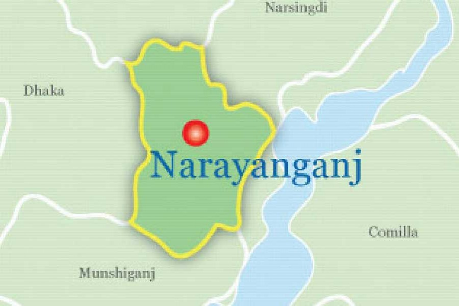 Body recovered from collapsed building in Narayanganj