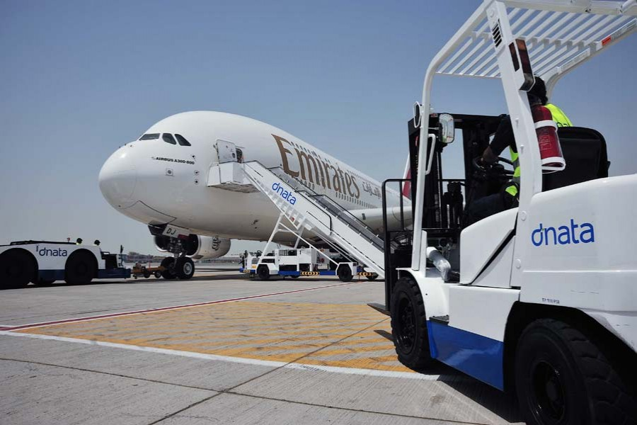 Emirates net profit rose 282pc in first half of FY20