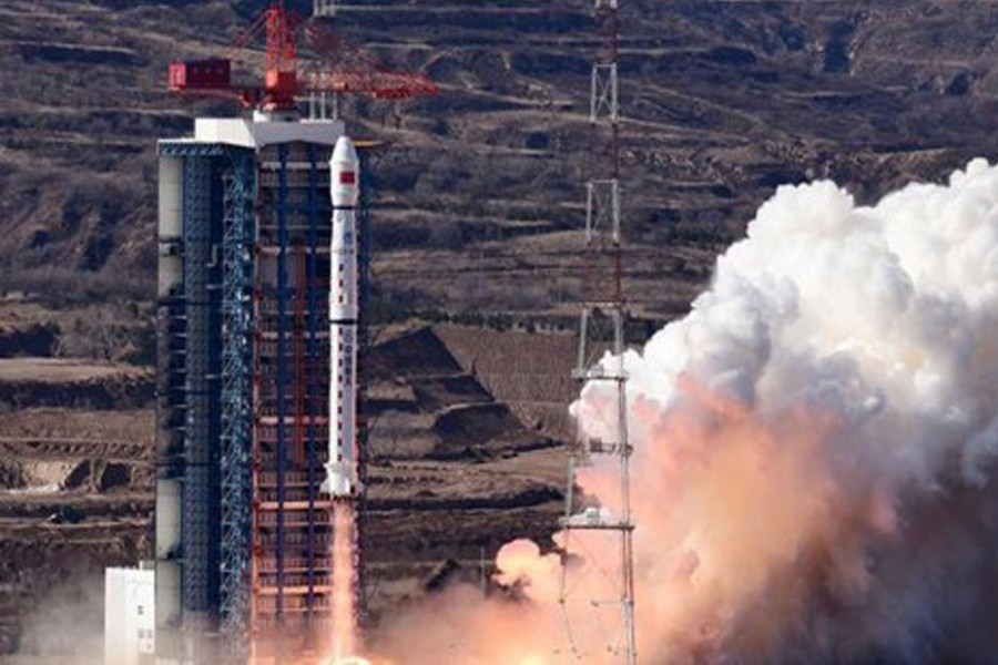 China confirms reception of data from Gaofen-7 satellite