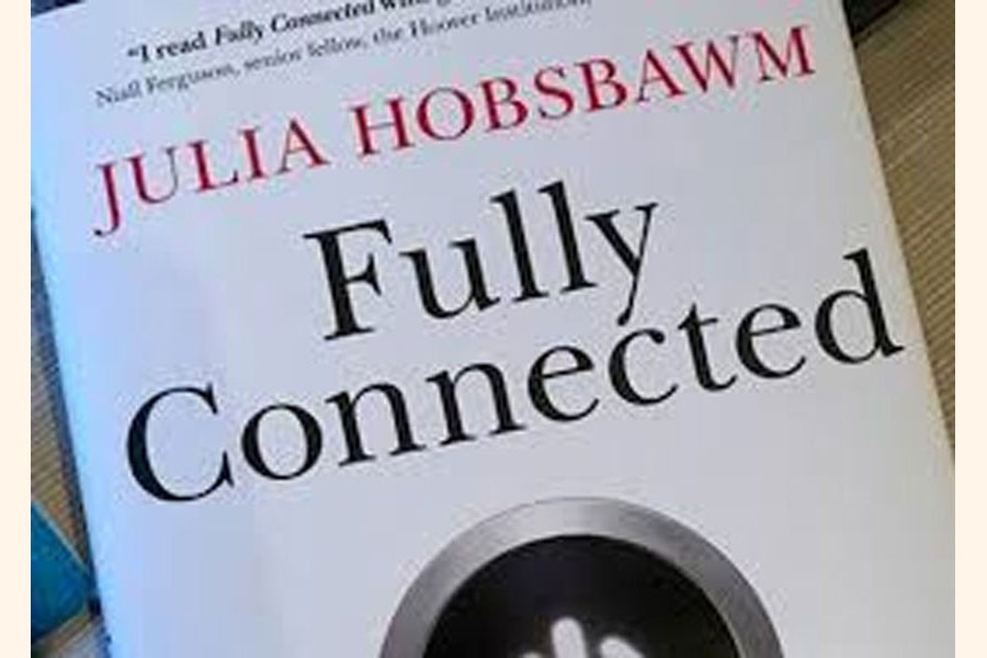 Julia Hobsbawm proposes a 'blended self' in her book, Fully Connected: Social Health in an Age of Overload.