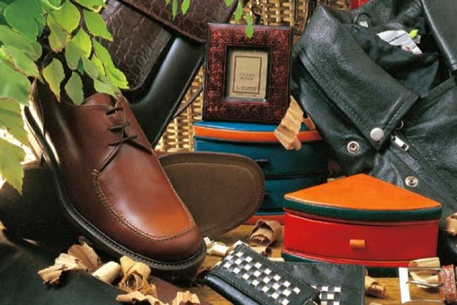 Leathergoods certification and export