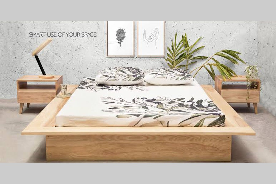 Online based ISHO furniture opens first outlet