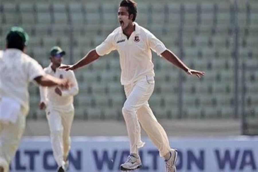 Shahadat faces ban for physically teammate