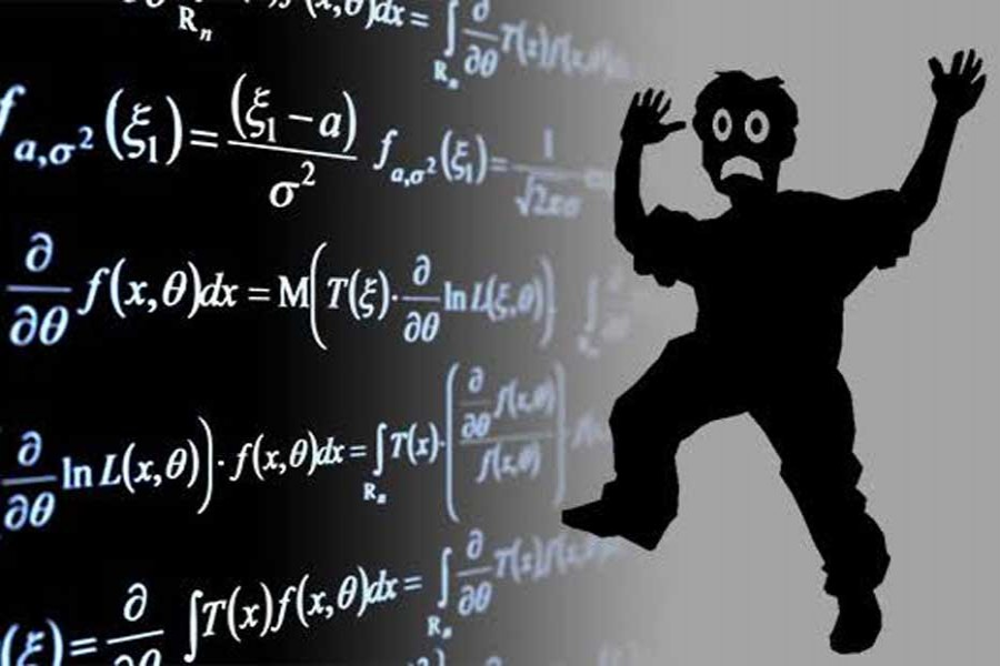 Fear of math can outweigh promise of higher rewards: Study
