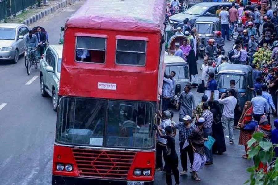 Worries over transport sector situation