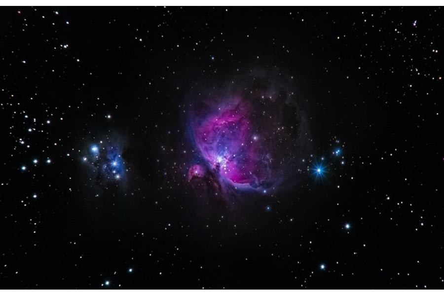 Science enthusiasts will observe outer space on Friday and Saturday