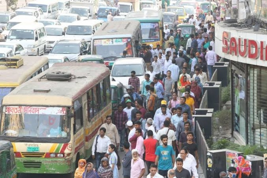 Reforms first to enforce transport law in phases