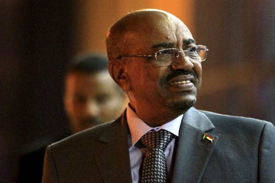 Sudan's ex-president Omar al-Bashir - Reuters file photo