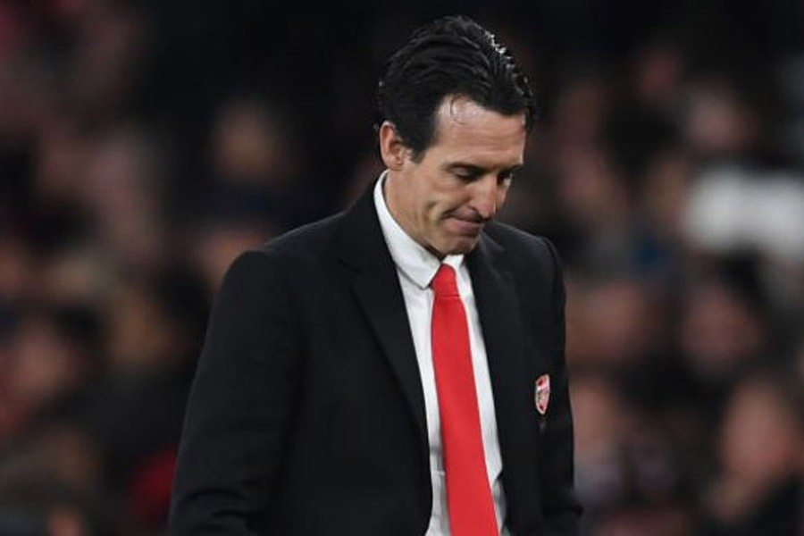 Emery sacked as Arsenal manager