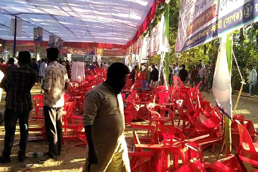 12 injured in infighting during Sitakunda AL triennial conference