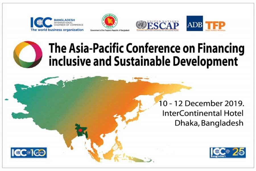 Three-day international conference in Dhaka on December 10-12